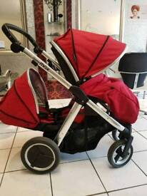 Oyster max 2 double buggy