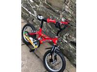 Children's Bike (with stabilisers)