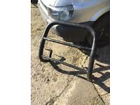 Ford Transit Bull Bar mk6 with chassis bracket