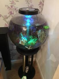Biorb 60Litre Fish Tank Tropical or Cold Water Complete Setup