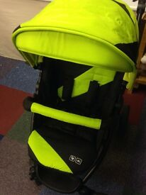REDUCED TO CLEAR !!! ABC Design Avito Pushchair In Lime