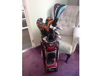 golf clubs nice set