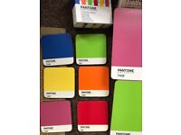 Pantone placemats And coasters