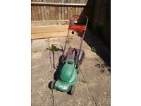 Qualcast easitrack 320 lawn mower