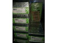 400 metal 47mm 1&2 gang back boxes