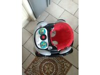 Baby walker in pre loved condition.