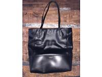 Lauren by Ralph Lauren leather tote