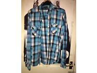Mens voi jeans shirt