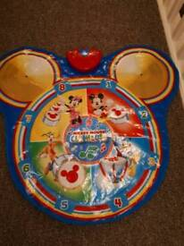 Mickey mouse musical mat