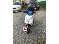 Lexmoto Echo 50cc scooter