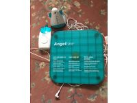 Angelcare simplicity movement and sound baby monitor