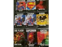 Eaglemoss graphic novels