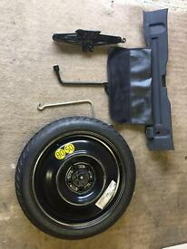 Toyota Auris spear wheel kit