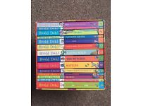 Roald Dahl 14 book collection. Never used.