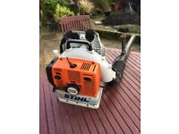 Stihl br380 backpack blower
