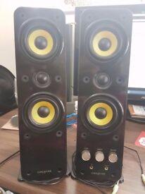 Creative GigaWorks T40 Series 2 speakers