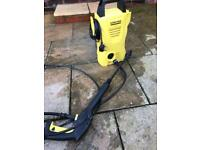 Karcher k2 power pressure washer spares or repairs