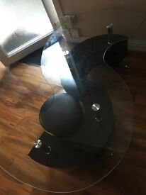 Coffee Table S shape