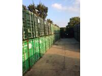 20ft containers Self storage £20pw