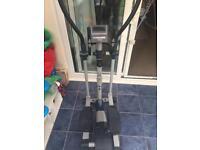 Ennis fitness cross trainer