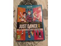 Wii U Just Dance 2014