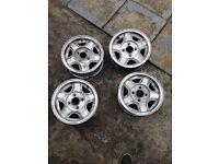 "12"" alloy wheels revolution classic mini"