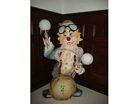 Italian Ceramic Clown