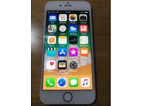iPhone 6s 64gb unlocked in excellent condition
