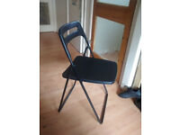 2x Ikea folding chairs for sale. £5 for both chairs. Great condition.