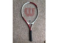 Wilson Tour 25 Tennis Racket! Like NEW! FOR SALE!