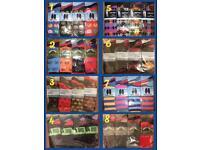 Mens Design Socks Size 6-11 Polycotton Job Lot Clearance Offer