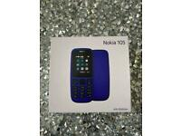 NOKIA 105 BRAND NEW