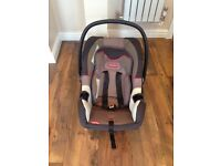 Car seat / baby carrier Fisher Price boys/girls beige/brown group 0