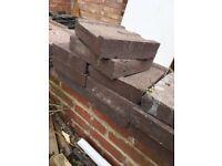 FREE Rubble/Paving Slabs/Bricks