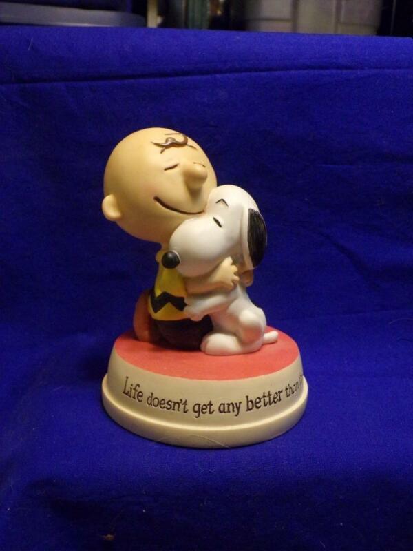 2009 Hallmark Charlie Brown/Snoopy LIFE DOESN