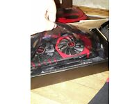 R9 390 Gaming 8gb video card USED