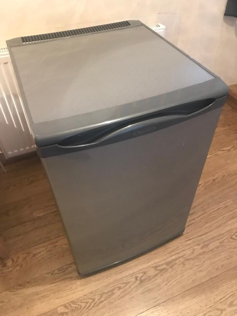 Anthracite Hotpoint Fridge/Freezer