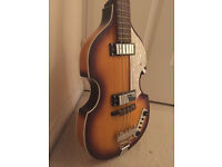 Hofner Style 'Beatles' Paul McCartney Violin Bass Guitar