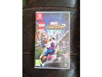 Nintendo switch Lego super heroes 2
