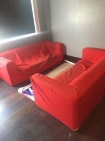 Red Sofas For Sale