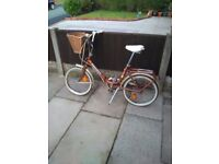 Peugeot Folding Bike