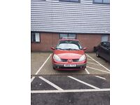 Renault scenic 2.0l 5 door mpv low milage
