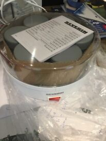 YOGHURT MAKER - never been used just out the box