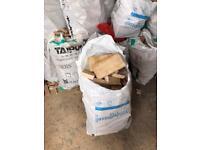 Large Hardwood Bags