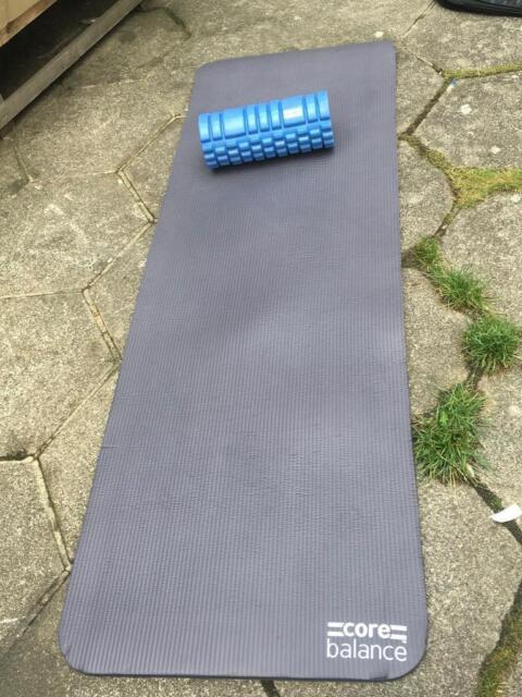 Crivit Sport Exercise Mat,180x60cm grey