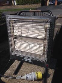 110volt Rhino heaters