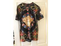 Versace T shirt. New large