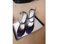 Argentine tango shoes - Size 3 - 4
