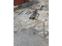 GARDENING TOOLS FROM £2 EACH