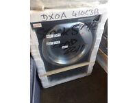 NEW GRADED !!! HOOVER DXOA410C3B 10KG WASHING MACHINE - BLACK WITH 12 MONTHS WARRANTY RRP £399